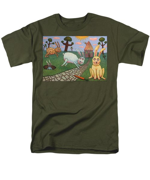 Chasing Tail T-Shirt by James W Johnson