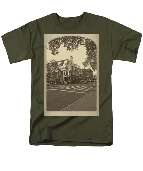 Corner Room Men's T-Shirt  (Regular Fit) by Tom Gari Gallery-Three-Photography