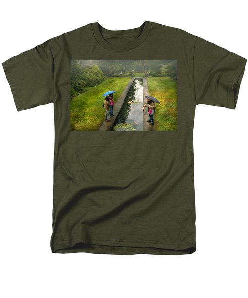 Country - A day out with the girls T-Shirt by Mike Savad