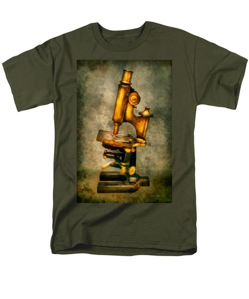Doctor - Microscope - The start of modern science T-Shirt by Mike Savad