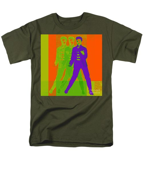 Elvis Jail House Rock 20130215m28 T-Shirt by Wingsdomain Art and Photography