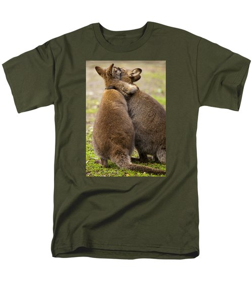 Embrace Men's T-Shirt  (Regular Fit) by Mike  Dawson