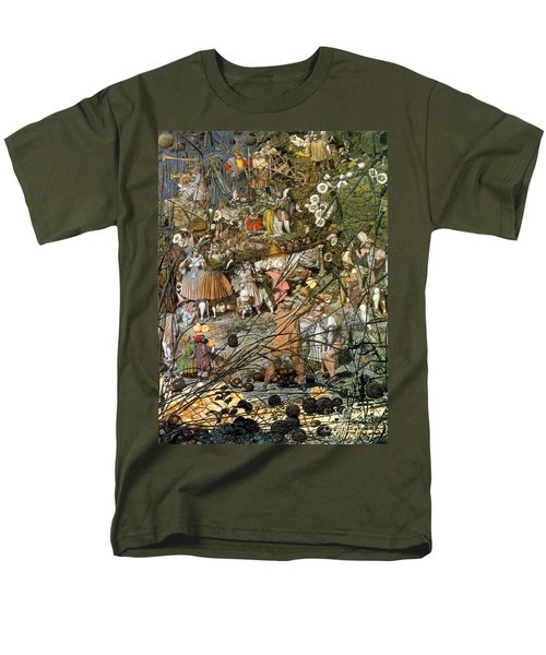 Fairy Fellers Master-stroke T-Shirt by Photo Researchers