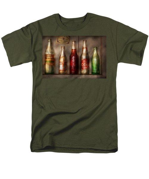 Food - Beverage - Favorite soda T-Shirt by Mike Savad