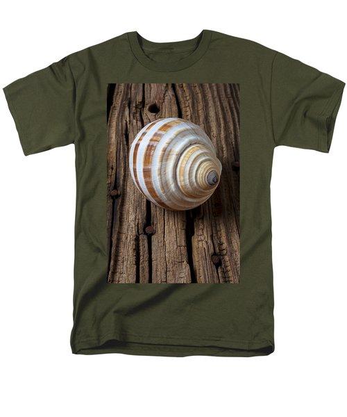Found Sea Shell T-Shirt by Garry Gay