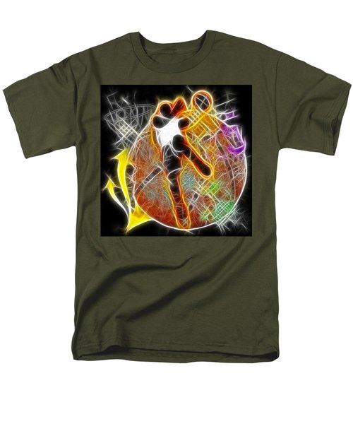Galactic Dunk 2 T-Shirt by David G Paul