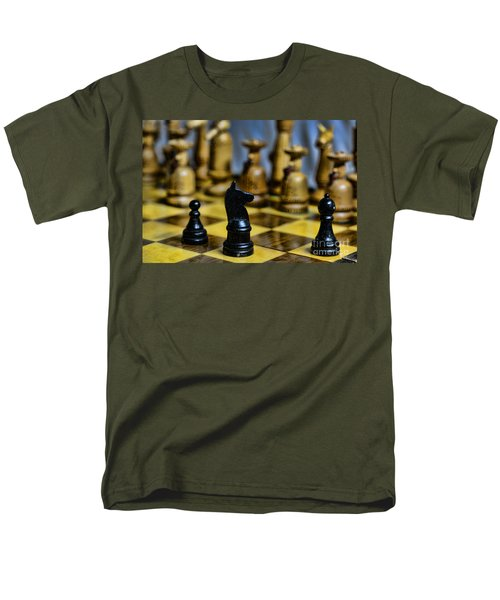Game of Chess T-Shirt by Paul Ward