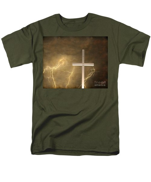 Good Friday in Sepia Texture T-Shirt by James BO  Insogna