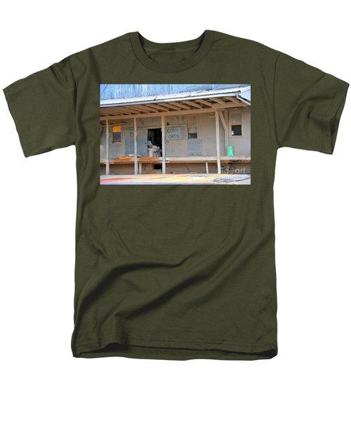 Grain Elevator T-Shirt by Terri Gostola