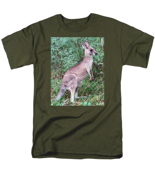 Grazing In The Grass Men's T-Shirt  (Regular Fit) by Ellen Henneke