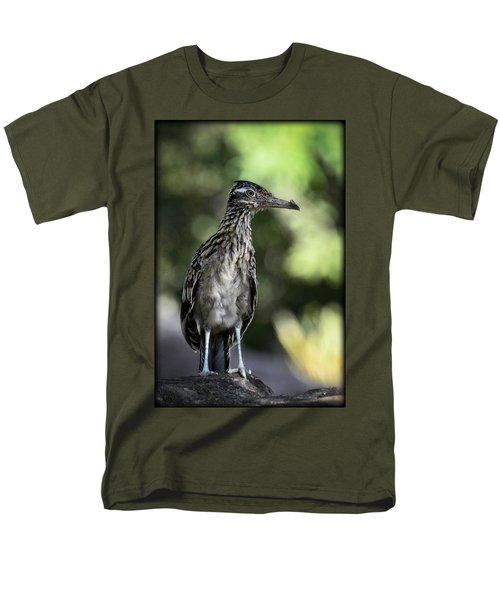 Greater Roadrunner  Men's T-Shirt  (Regular Fit) by Saija  Lehtonen
