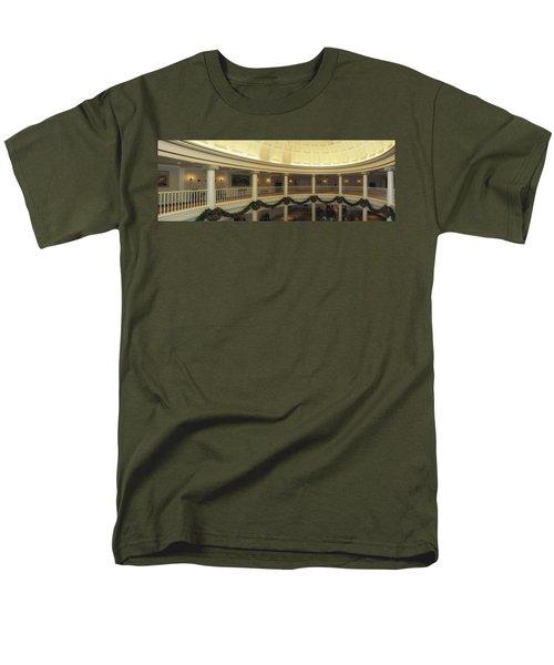 Hall Of Presidents Walt Disney World Panorama T-Shirt by Thomas Woolworth