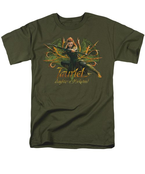 Hobbit - Tauriel Men's T-Shirt  (Regular Fit) by Brand A
