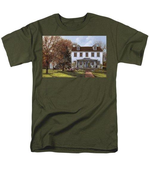 house Du Portail  T-Shirt by Guido Borelli