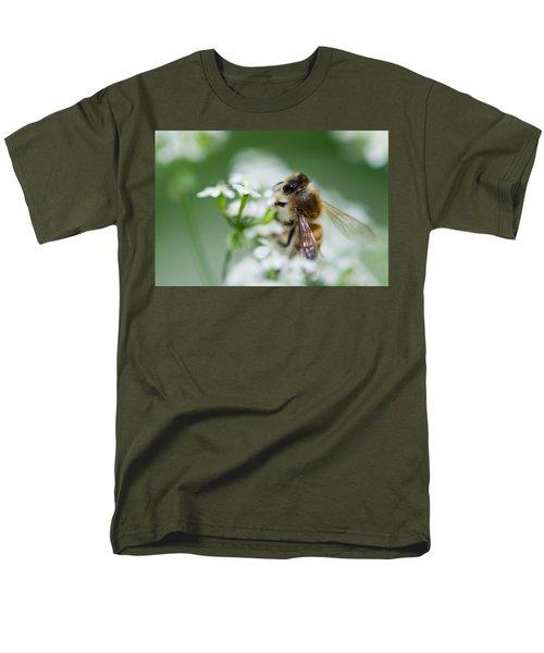 I am busy - Featured 3 T-Shirt by Alexander Senin