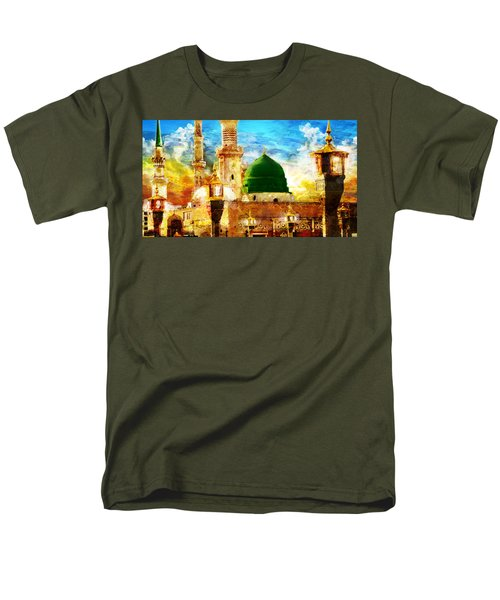 Islamic Paintings 005 T-Shirt by Catf