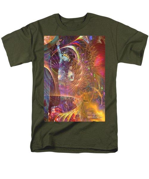 Lady Liberty T-Shirt by John Robert Beck