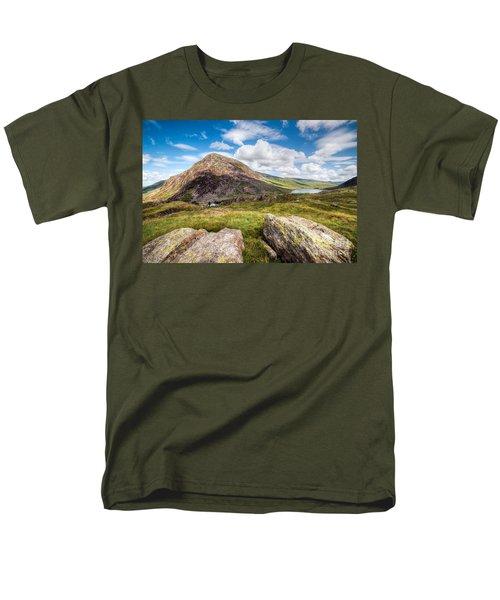 Lake Ogwen T-Shirt by Adrian Evans