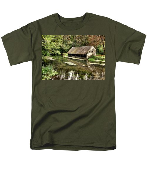 Le Vieux Lavoir T-Shirt by Olivier Le Queinec