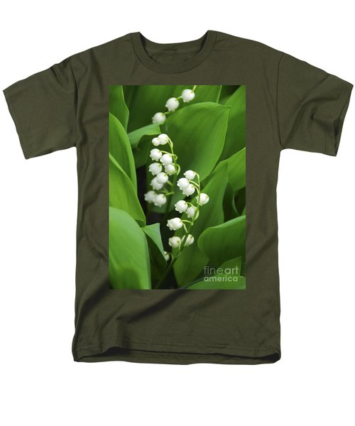 Lily-of-the-valley  T-Shirt by Elena Elisseeva