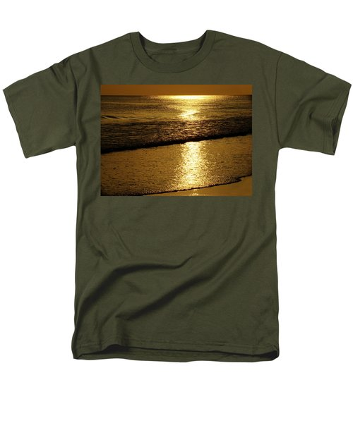 Liquid Gold T-Shirt by Sandy Keeton