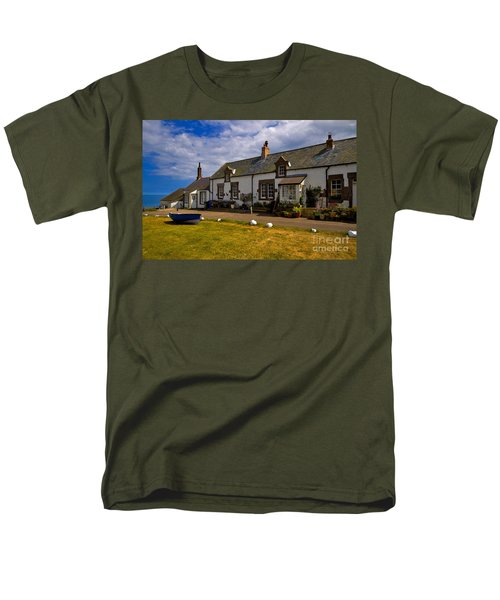Low Newton by the Sea T-Shirt by Louise Heusinkveld