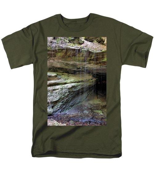 Mammoth Cave Entrance T-Shirt by Kristin Elmquist