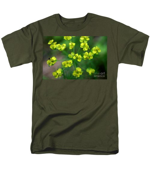 May Explosion T-Shirt by Neal  Eslinger