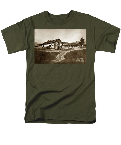 Mission San Rafael California  circa 1880 T-Shirt by California Views Mr Pat Hathaway Archives