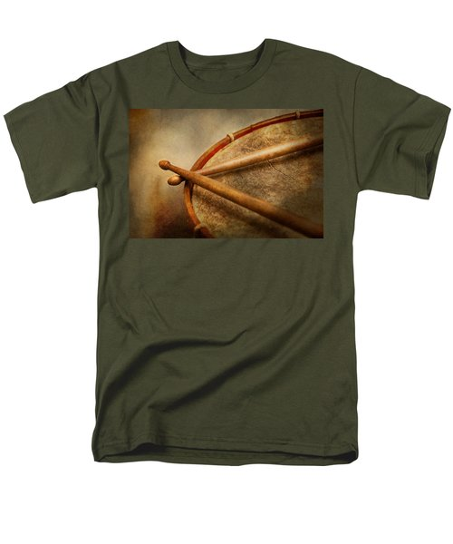 Music - Drum - Cadence  T-Shirt by Mike Savad