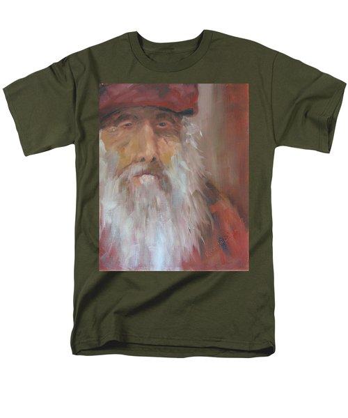 Old Salt Christo at 80 T-Shirt by Susan Richardson