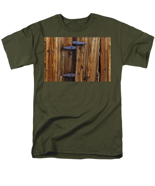 Old Wood Barn T-Shirt by Garry Gay