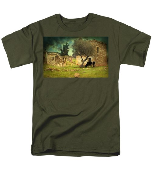 Once upon a time in Phokaia  T-Shirt by Taylan Soyturk