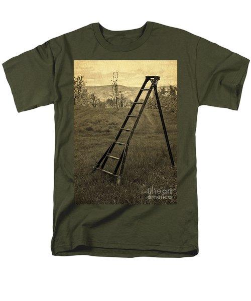 Orchard Ladder T-Shirt by Edward Fielding