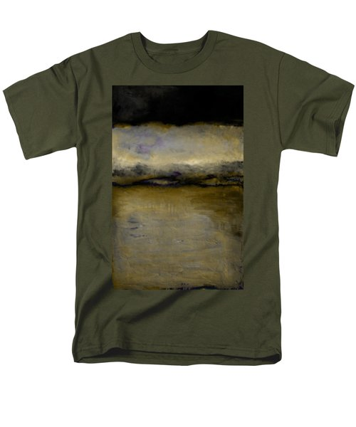 Pewter Skies T-Shirt by Michelle Calkins