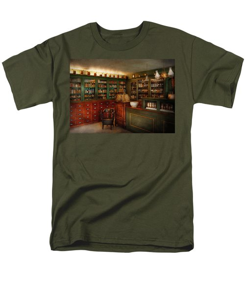 Pharmacy - Patent Medicine  T-Shirt by Mike Savad