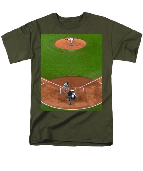 Play Ball T-Shirt by Frozen in Time Fine Art Photography