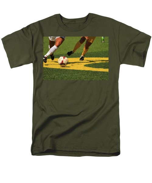 Plays on the Ball T-Shirt by Laddie Halupa