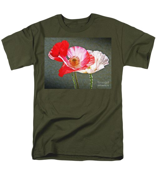 Poppies  T-Shirt by Chris Berry
