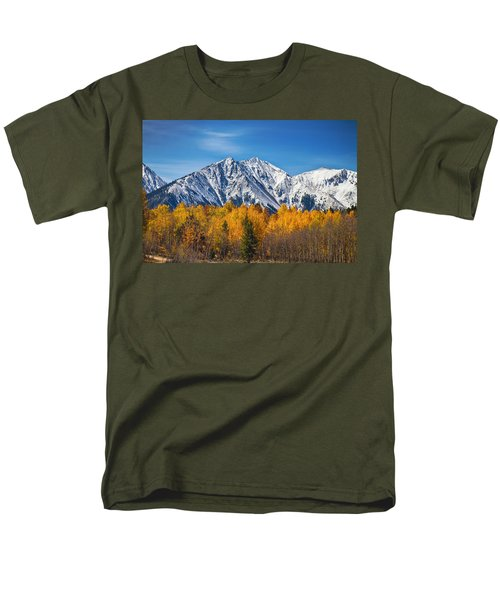 Rocky Mountain Autumn High T-Shirt by James BO  Insogna