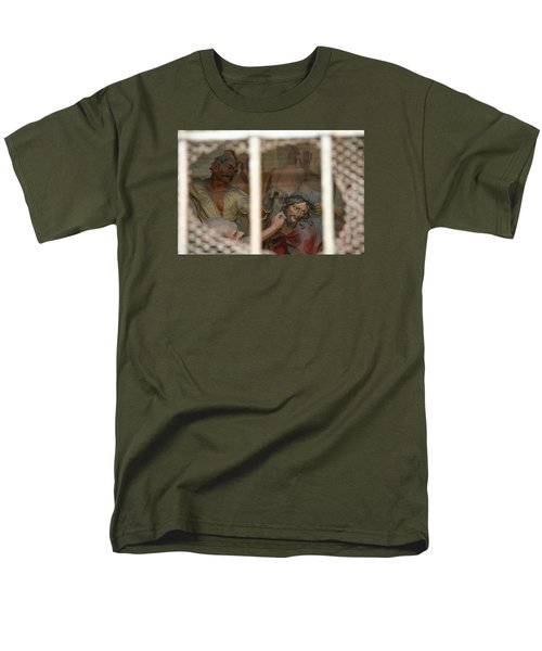 Men's T-Shirt  (Regular Fit) featuring the photograph Sacri Monti  by Travel Pics