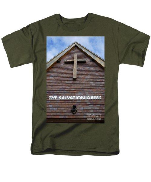 Salvation T-Shirt by Doug Wilton