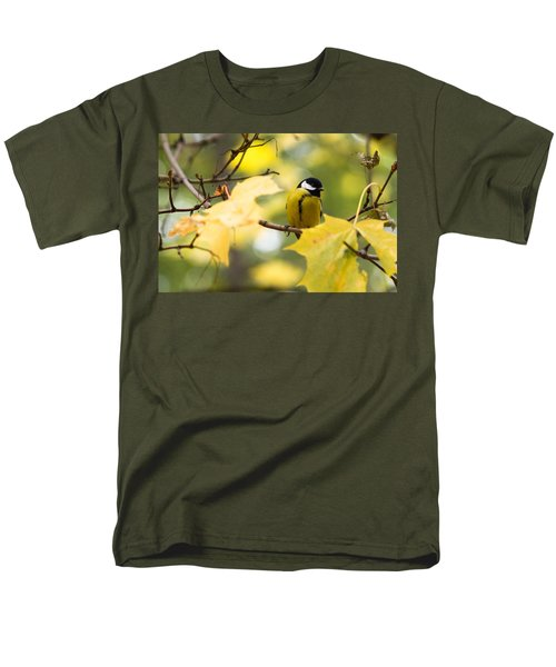 Sensibly Dressed - Featured 3 Men's T-Shirt  (Regular Fit) by Alexander Senin