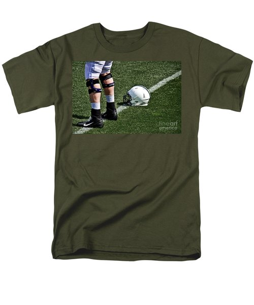 Spring Football T-Shirt by Tom Gari Gallery-Three-Photography