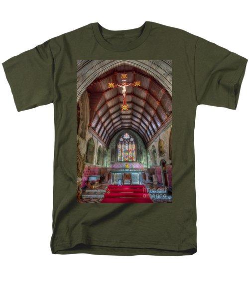 St David's T-Shirt by Adrian Evans