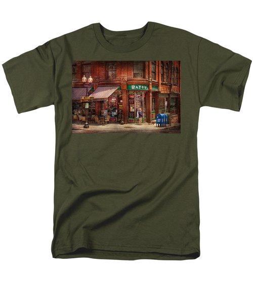 Store - Albany NY -  The Bayou T-Shirt by Mike Savad