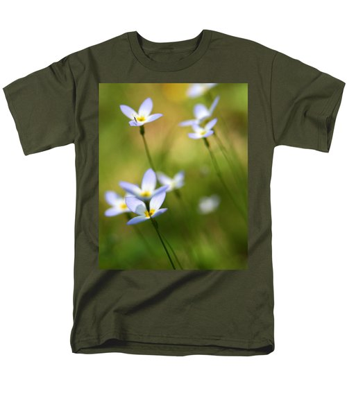 Sun Searching  T-Shirt by Neal  Eslinger