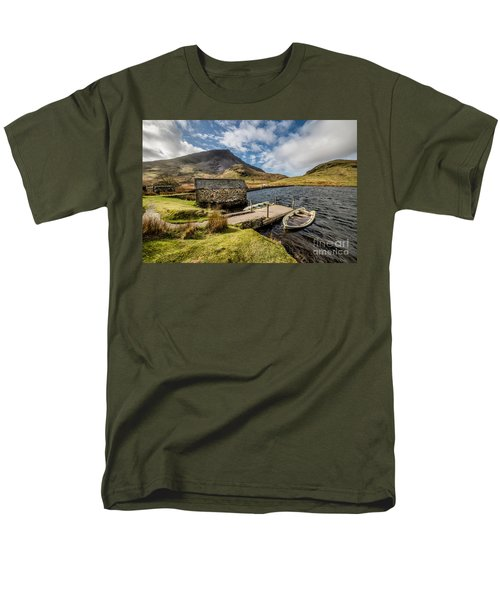 Sunken Boats T-Shirt by Adrian Evans