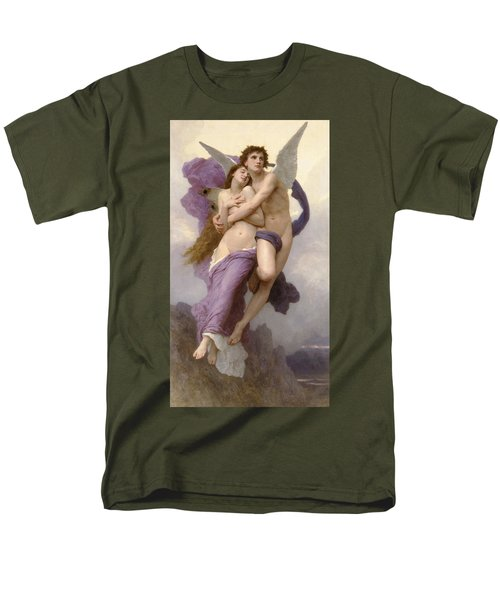The Abduction of Psyche T-Shirt by William Bouguereau