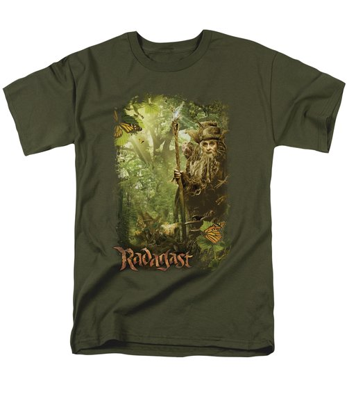 The Hobbit - In The Woods Men's T-Shirt  (Regular Fit) by Brand A